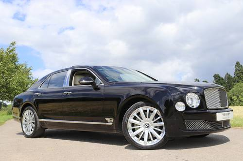 2014 BENTLEY MULSANNE MULLINER For Sale (picture 1 of 6)