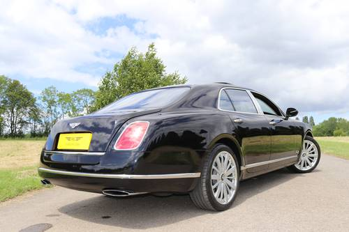 2014 BENTLEY MULSANNE MULLINER For Sale (picture 6 of 6)
