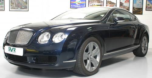 2006 Bentley Continental GT Coupe W12 6.0 For Sale (picture 1 of 6)