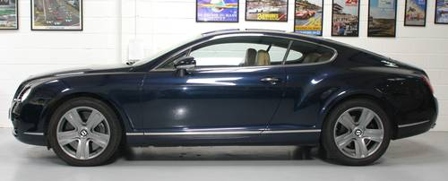 2006 Bentley Continental GT Coupe W12 6.0 For Sale (picture 2 of 6)