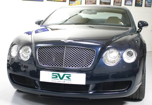 2006 Bentley Continental GT Coupe W12 6.0 For Sale (picture 3 of 6)