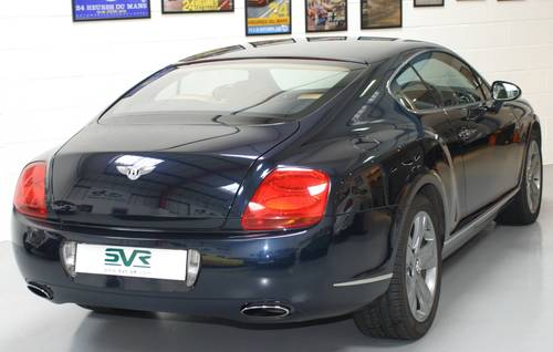 2006 Bentley Continental GT Coupe W12 6.0 For Sale (picture 4 of 6)