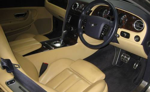 2006 Bentley Continental GT Coupe W12 6.0 For Sale (picture 5 of 6)
