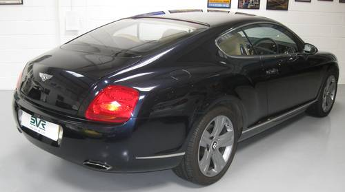 2006 Bentley Continental GT Coupe W12 6.0 For Sale (picture 6 of 6)
