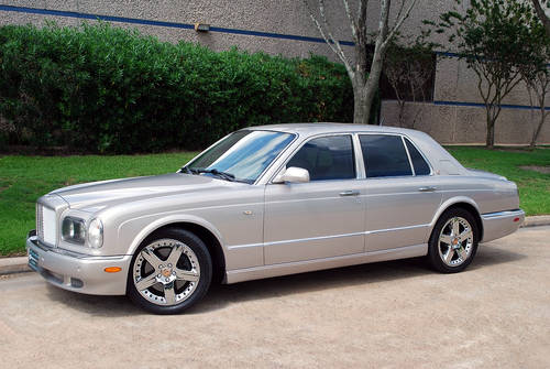 2003 Bentley Arnage Red Label Twin Turbo Sedan For Sale (picture 1 of 6)