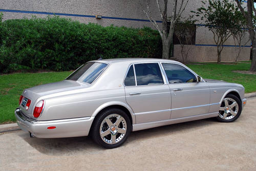 2003 Bentley Arnage Red Label Twin Turbo Sedan For Sale (picture 2 of 6)