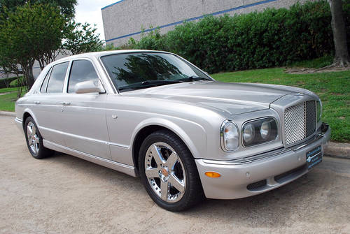 2003 Bentley Arnage Red Label Twin Turbo Sedan For Sale (picture 3 of 6)