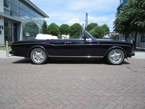 1990 Bentley Continental Convertible For Sale (picture 3 of 6)