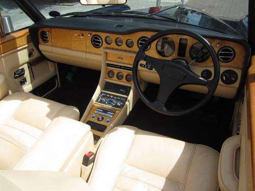 1990 Bentley Continental Convertible For Sale (picture 5 of 6)