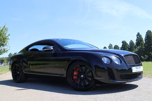 2010 BENTLEY GT SUPERSPORTS For Sale (picture 1 of 6)