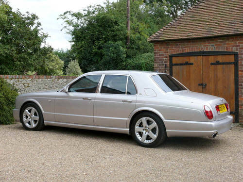 2003 Bentley Arnage T For Sale (picture 2 of 6)