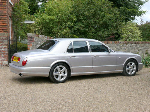 2003 Bentley Arnage T For Sale (picture 3 of 6)