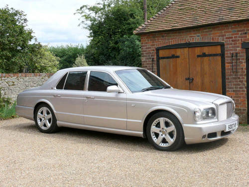 2003 Bentley Arnage T For Sale (picture 4 of 6)