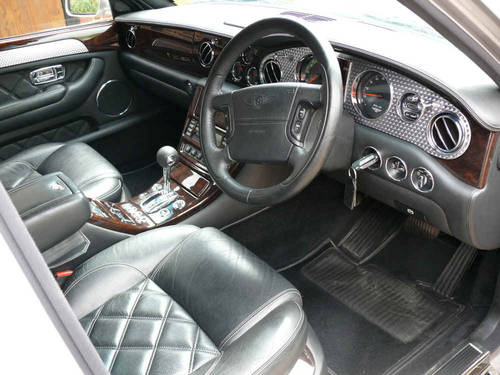 2003 Bentley Arnage T For Sale (picture 5 of 6)
