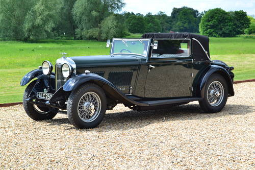 1931 Bentley 4 Litre For Sale (picture 1 of 6)