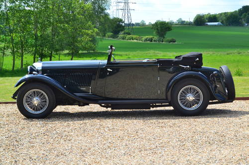 1931 Bentley 4 Litre For Sale (picture 2 of 6)