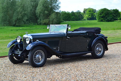 1931 Bentley 4 Litre For Sale (picture 3 of 6)