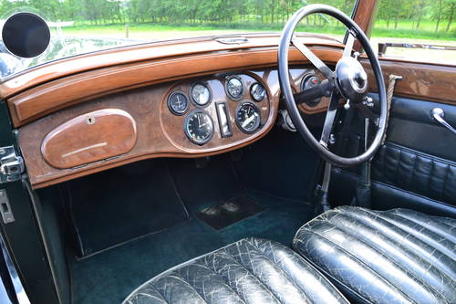1931 Bentley 4 Litre For Sale (picture 5 of 6)