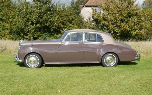 Bentley S2 1962 Standard Saloon For Sale (picture 2 of 3)