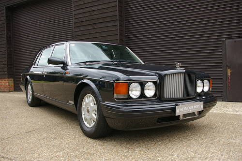1998 Bentley Brooklands 6.8 LPT LWB (36,924 miles) SOLD (picture 2 of 6)