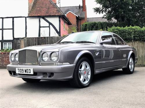 1999 Continental R Mulliner - Widebody For Sale (picture 3 of 6)