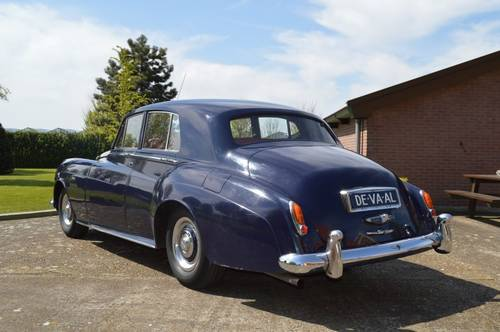 1959 Bentley S1 saloon For Sale (picture 3 of 6)