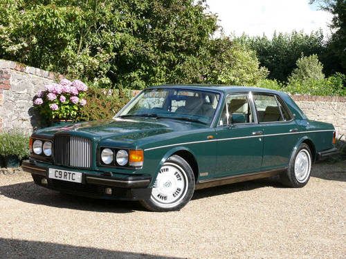 1993 Bentley Brookalnds  For Sale (picture 2 of 6)