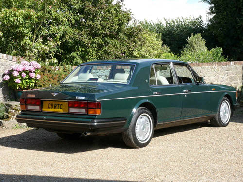 1993 Bentley Brookalnds  For Sale (picture 3 of 6)