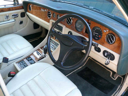 1993 Bentley Brookalnds  For Sale (picture 4 of 6)