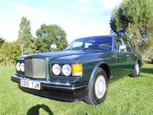 1986 Bentley Turbo R For Sale (picture 4 of 6)