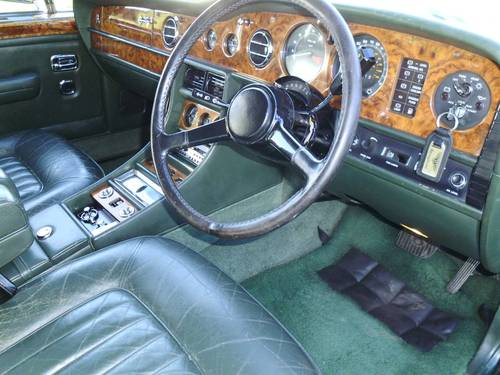 1986 Bentley Turbo R For Sale (picture 5 of 6)