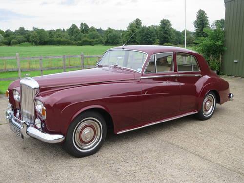 1963 Bentley SIII Standard Steel SOLD (picture 1 of 5)
