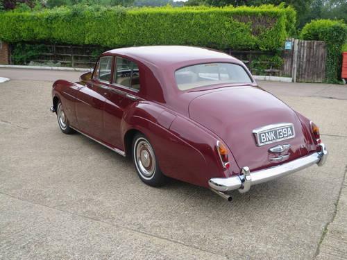 1963 Bentley SIII Standard Steel SOLD (picture 2 of 5)