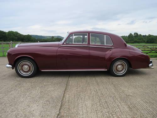 1963 Bentley SIII Standard Steel SOLD (picture 3 of 5)