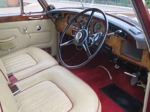 1963 Bentley SIII Standard Steel SOLD (picture 5 of 5)