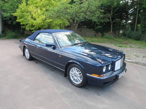 1999 Bentley Azure  SOLD (picture 1 of 6)