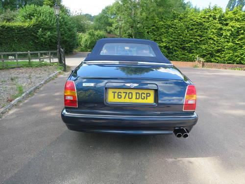 1999 Bentley Azure  SOLD (picture 2 of 6)