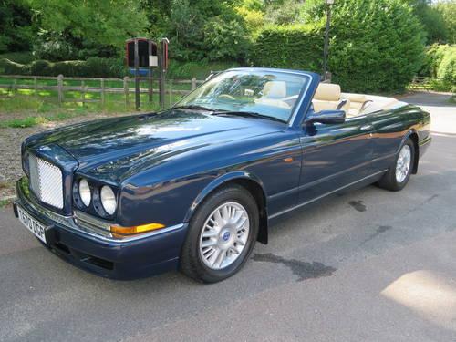 1999 Bentley Azure  SOLD (picture 3 of 6)