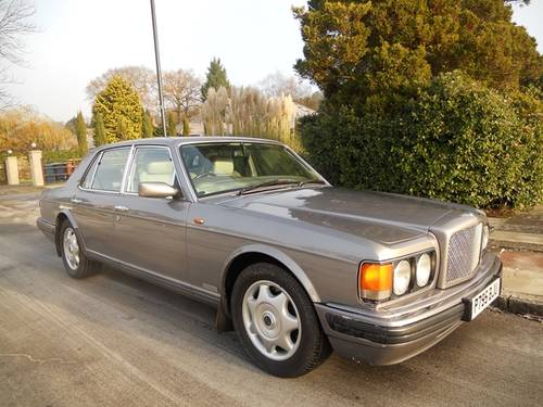 1996 Bentley Brooklands LPT 1997 MDL Stunning& Rare SOLD (picture 1 of 6)