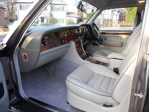 1996 Bentley Brooklands LPT 1997 MDL Stunning& Rare SOLD (picture 2 of 6)