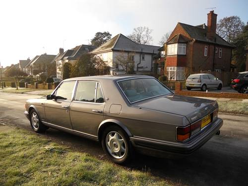 1996 Bentley Brooklands LPT 1997 MDL Stunning& Rare SOLD (picture 4 of 6)