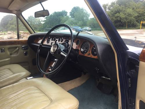 Bentley T Series. 1973 L Reg. Stunning Colour Combination SOLD (picture 6 of 6)