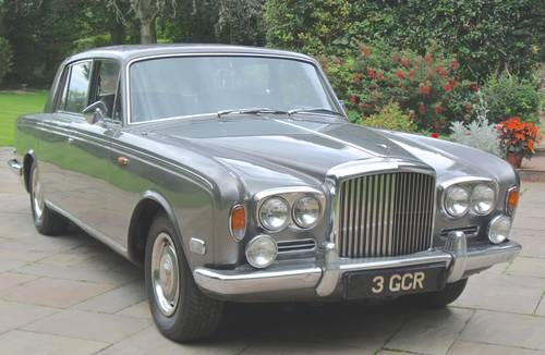 1971 BENTLEY T1 Saloon       Low ownership and History from new! SOLD (picture 1 of 6)