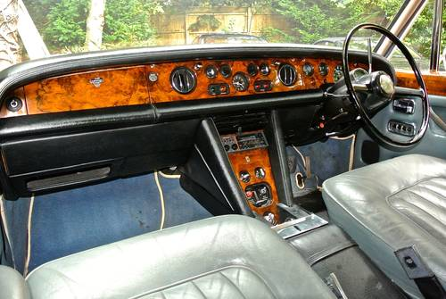 1971 BENTLEY T1 Saloon       Low ownership and History from new! SOLD (picture 4 of 6)