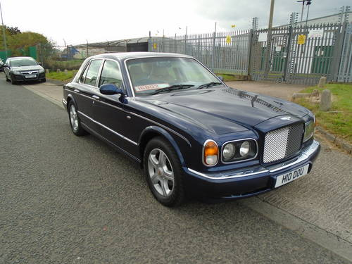 2000 BENTLEY ARNAGE For Sale (picture 1 of 6)