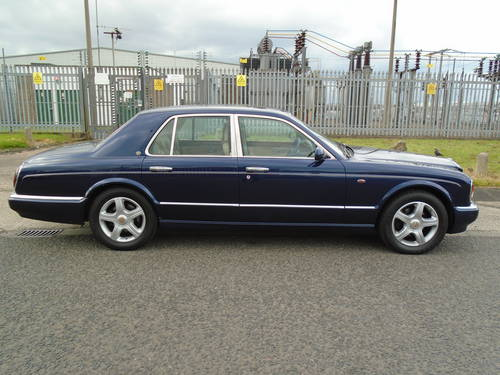 2000 BENTLEY ARNAGE For Sale (picture 2 of 6)
