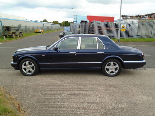 2000 BENTLEY ARNAGE For Sale (picture 3 of 6)