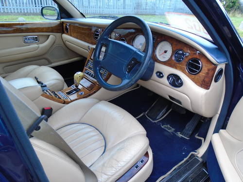 2000 BENTLEY ARNAGE For Sale (picture 5 of 6)