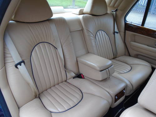 2000 BENTLEY ARNAGE For Sale (picture 6 of 6)