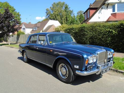 Bentley T Series. 1973 L Reg. Stunning Colour Combination SOLD (picture 2 of 6)